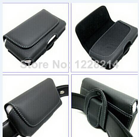 NEW For SAMSUNG OMNIA 7 i8700 Leather Case Belt Clip Pouch Cover Skin FreeShipping(China (Mainland))