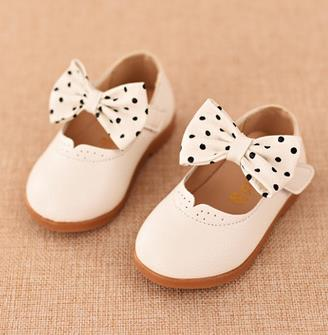Childrens leather shoes spring 2016 brand girls loafers fashion kids party bow baby cute princess elsa flat shoes 539a<br><br>Aliexpress