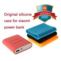 Original Xiaomi 10400mAh Power Bank Silicone Case For Xiaomi 10400mAh Power Bank Protective Colorful Power Bank Case