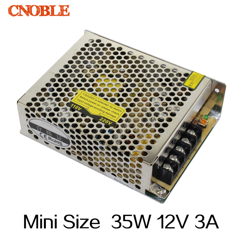 25W 12V 2.1A Mini Size Single Output Switching power supply for LED Strip light<br><br>Aliexpress