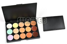 2013 drop shopping 15 Color New Professional Makeup Concealer Camouflage Palette 30(China (Mainland))