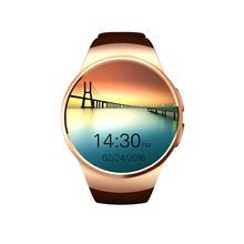 Buy 2017 Hot Bluetooth Smart Watch Phone KW18 Sim TF Card Heart Rate Reloj Smartwatch Wearable App IOS Android mp3 PK DZ09 for $40.41 in AliExpress store