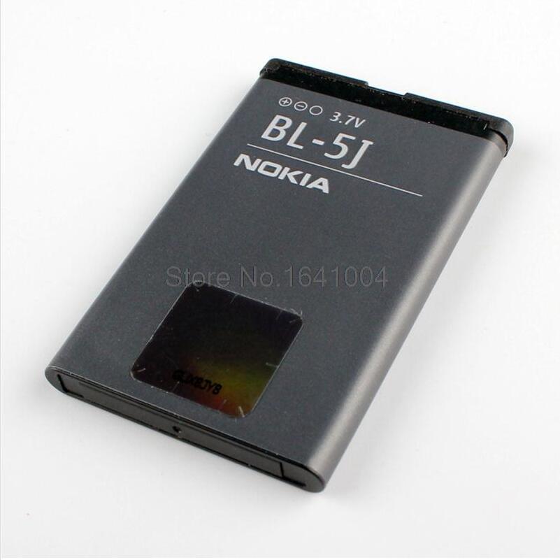 Гаджет  NEW 100% Original Replacement Battery For Nokia BL-5J BL5J 5800 5230 X6 5233 520 5800W 5235 1320mAh None Электротехническое оборудование и материалы