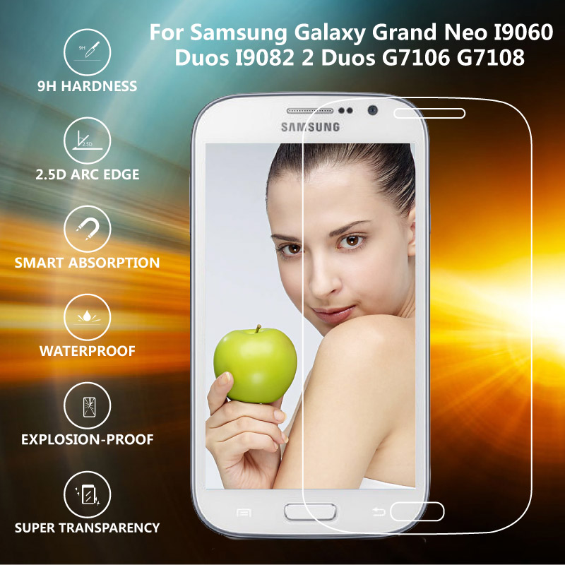 original ist premium 9h tempered glass for samsung galaxy