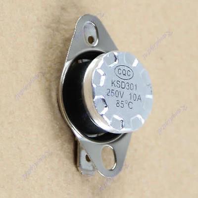 Коммутатор J34 10pcs/lot KSD301 85 NC 250 10 24674 ksd301 85° 85