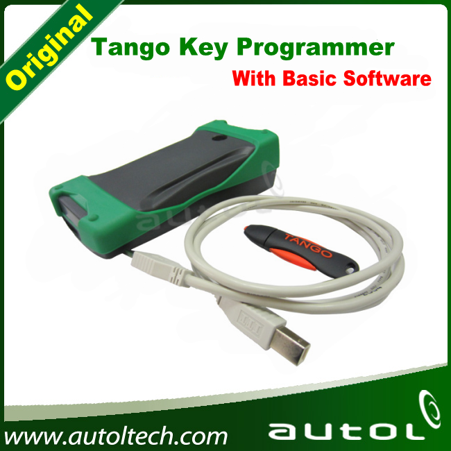Universal Car Key Programming Machine Original Tango Key Programmer Software Update Online With Basic Siftware(China (Mainland))