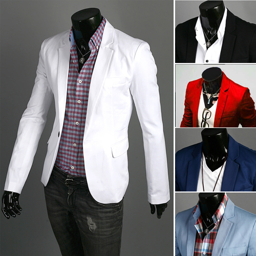 M-XXXL Big Sale ! Free Shipping Spring and Autumn Men's Long Sleeve Stand Collar Jacket Coat Outwear(China (Mainland))
