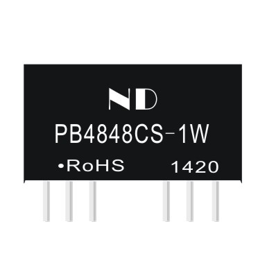 switching dc power supplies 48v to 48v 0.021a isolated regulated power module dc dc converter quality goods(China (Mainland))