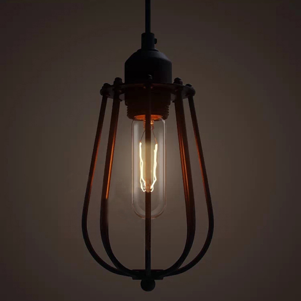 Retro Light Industrial Style Retro Chandelier Pendant Lamp/Light/Lightings Metal Material Without Bulbs<br>