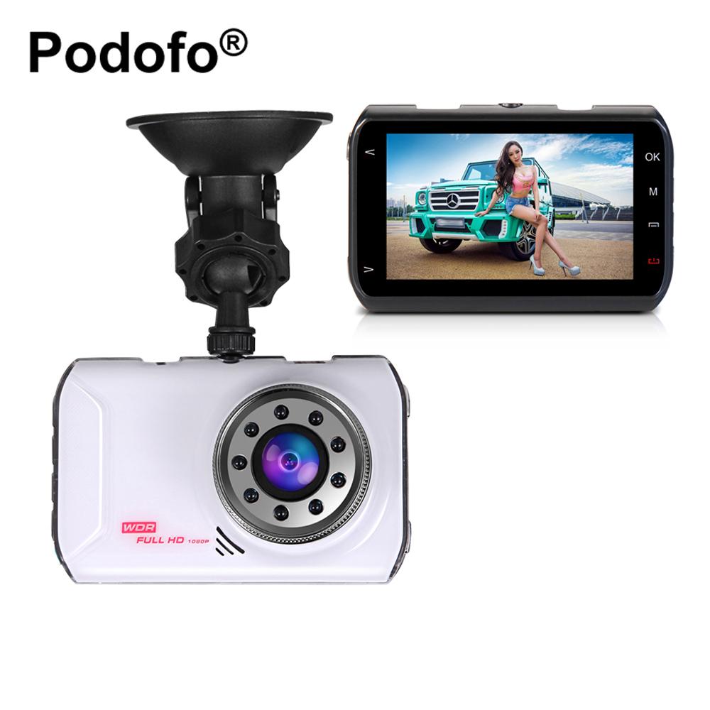 Original Novatek 96223 Car DVR 3inch Car Camera Full HD 1080P WDR G-sensor Night Vision Video Registrator Recorder Dash Cam DVRs(China (Mainland))