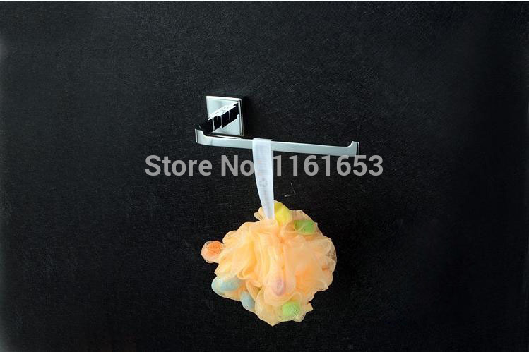 Shelf In The Toilet Accessories Bathroom Sets 2014 New Rushed Metal for Shower Door Roller All Copper Towel Bath Hang Hardware(China (Mainland))