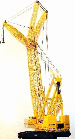 Specials Price ! 1/50 XCMG QUY300 Crawler crane Huge Metal Die Cast NO NZG(China (Mainland))