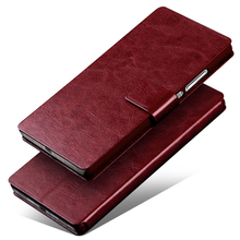 Buy Lenovo S60 S60T High Business Wallet Leather Case Lenovo S 60 60T Cases Flip Mobile Phone Cover Card Holder for $3.23 in AliExpress store