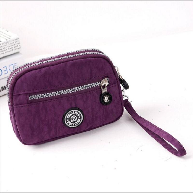 Simple Style Female Daily Shopping Bags Phone and coin Day Clutches Bag Women Bolsa Feminina Wristlets Handbags Women Mini Bags(China (Mainland))