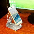 Universal Cell Phone Desk Stand Holder For iphone 6 6s Samsung Charger Dock Station For Smartphone