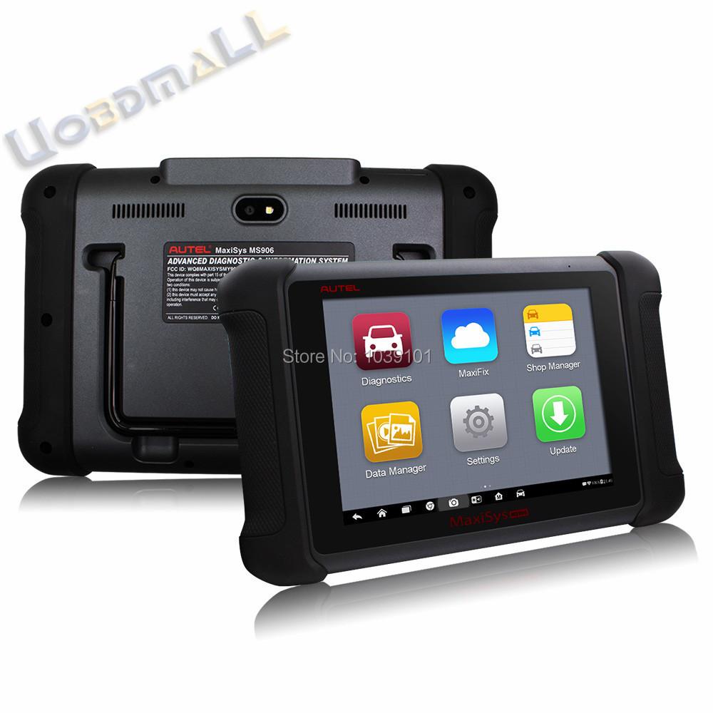2016 Newest Original AUTEL MaxiSYS MS906 Auto Diagnostic Scanner Next Generation of Autel MaxiDAS DS708 Diagnostic Tools<br><br>Aliexpress