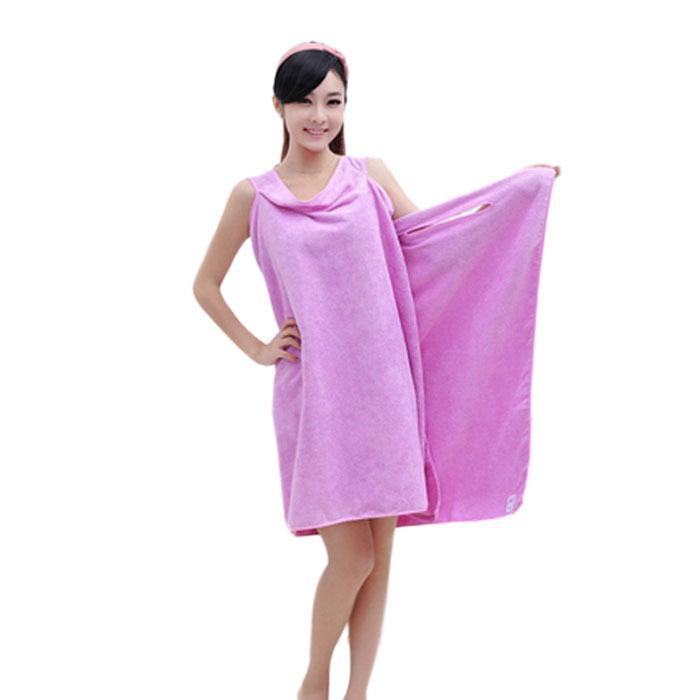 Towel Dress Girl Women Girls Beach Towels