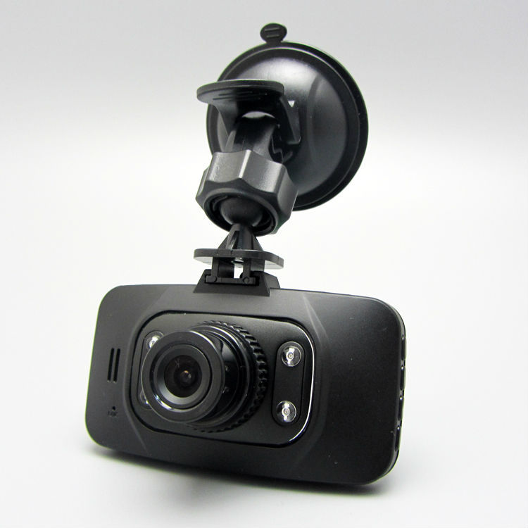 Novatek Car DVR GS8000L Vehicle Camera Full HD 1080P Video Recorder Dash Cam G-sensor(China (Mainland))