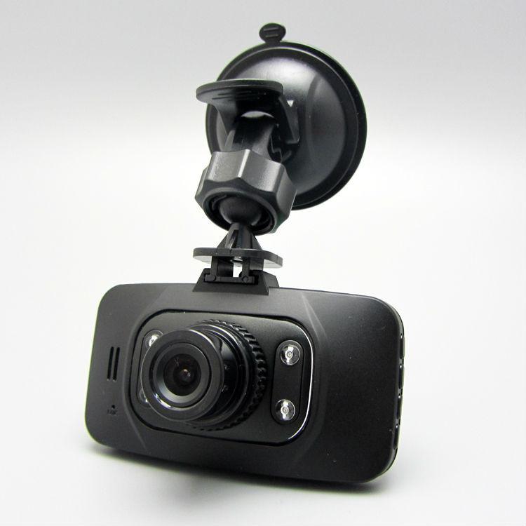 Novatek Car DVR GS8000L Vehicle Camera Full HD 1080P Video Recorder Dash Cam G-sensor(China (Mainland))