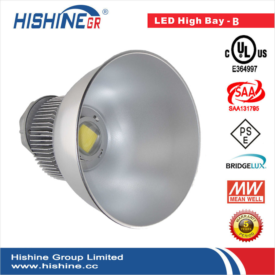 Free shipping!COB good price from factory wholesale high lux warehouse led high bay light/lamp/lighting 150w(China (Mainland))