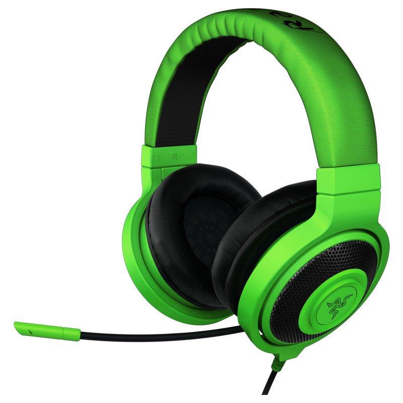 Original Razer Kraken Pro Game Headphone Gaming Headset Microphone fone de ouvido auriculares Headphones Retail Box