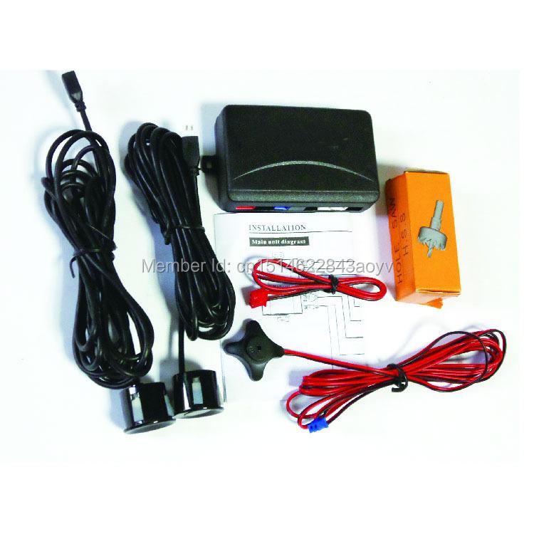 New 100% High Quality Car parking sensor buzzer Car Reversing Radar buzzer machine free shipping(China (Mainland))