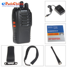 2PCS New BaoFeng BF-888S Digital Walkie Talkie Handheld Two Way Radio With 400-470MHz UHF FM Transceiver And Flashlight Function