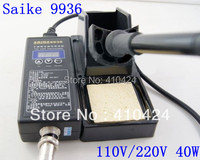 Saike 9936 Portable Soldering Station 110V / 220V 40W with 1pcs Ceramic heater ( free gift )