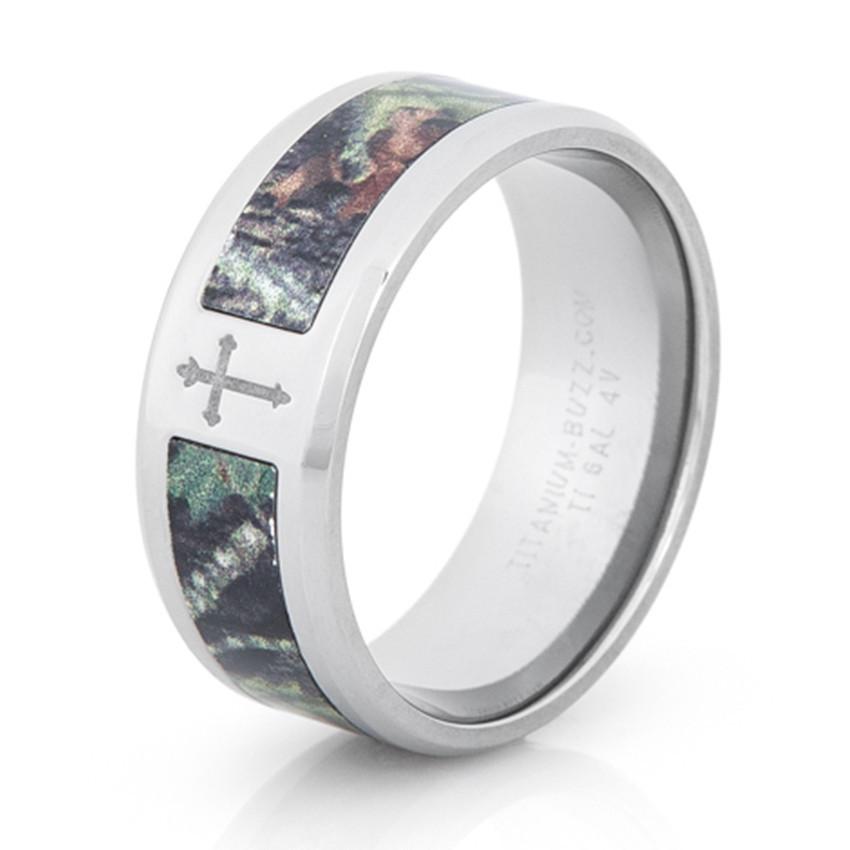 Mossy Oak Wedding Rings 008 - Mossy Oak Wedding Rings