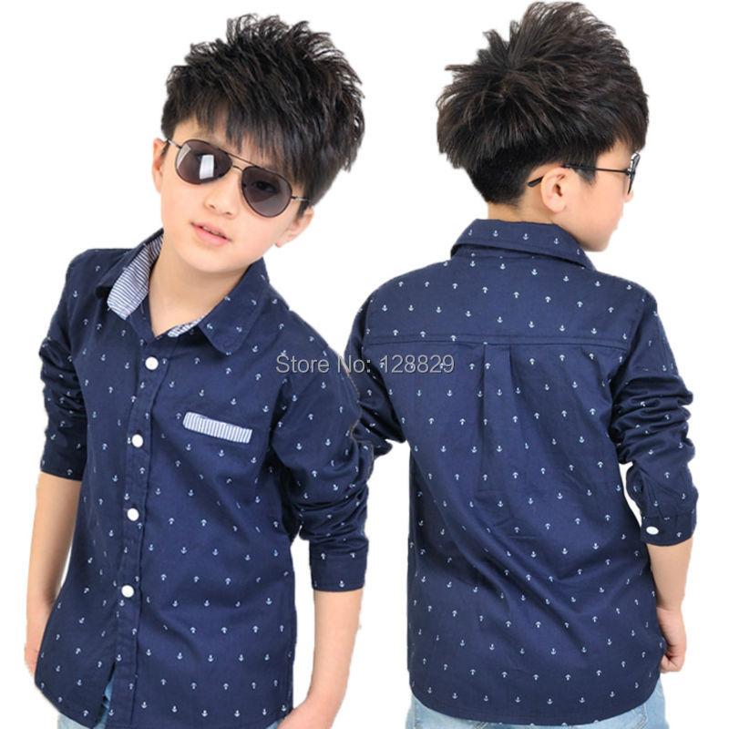 Рубашка для мальчиков 2/10y