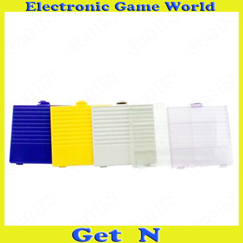 10pcs Replacement battery cover for Nintendo GB Game Boy Multi Color Repair Parts<br><br>Aliexpress
