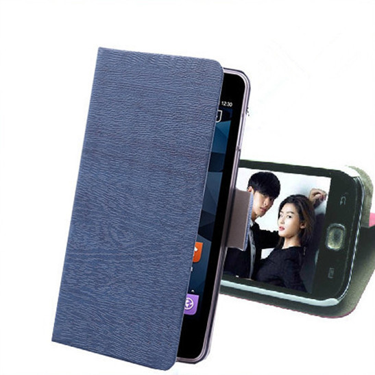 Flip Wallet Mobile Phone Cases For Samsung Galaxy Gio S5660 Original Cell Phone Case For Samsung Galaxy Gio S5660 Stand Function(China (Mainland))