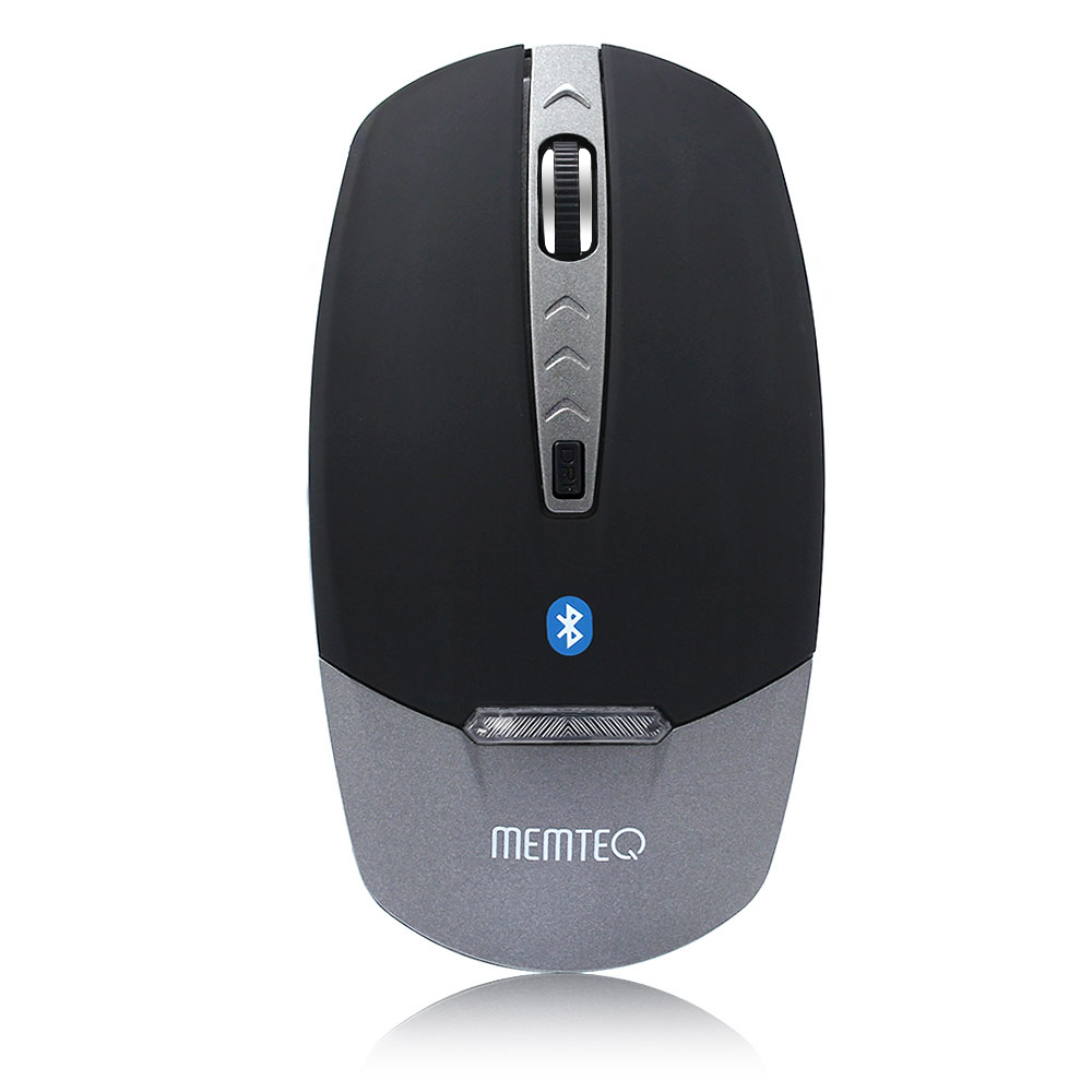 MEMTEQ Bluetooth Mouse Wireless Mini Bluetooth Computer Mouse 4D 1600DPI Optical Gaming Mouse Computer Mice Laptop PC Computer(China (Mainland))