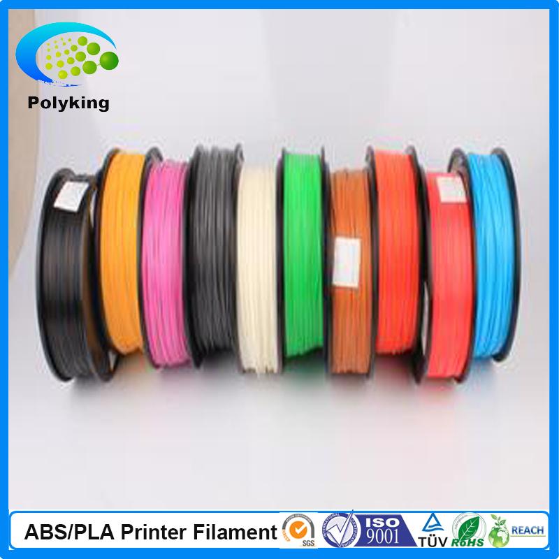 1 75mm PLA filament for 3D printer 1kg 2 2lb spool various colors Makerbot