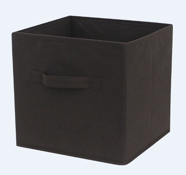 1 Pc Eco-Friendly Clothing Organizer Storage Boxes Non-Woven Fabric Container Dustproof Makeup Storage(China (Mainland))
