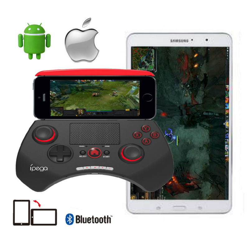 Gamepad Control iPega 9028 PG-9028 Wireless Bluetooth Game Gamecube Controller Gamepad Joystick vendedor For iPhone&iPad Android(China (Mainland))