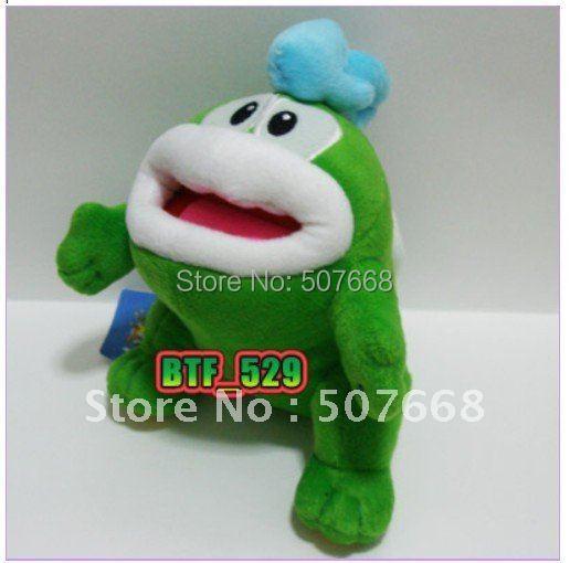 "Super Mario Bros 8"" Spike Plush Doll Toy Wholesale"