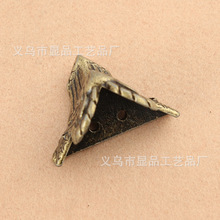 Sheepshead foot factory direct antique furniture Foot Foot gift zinc alloy foot box Corner M321