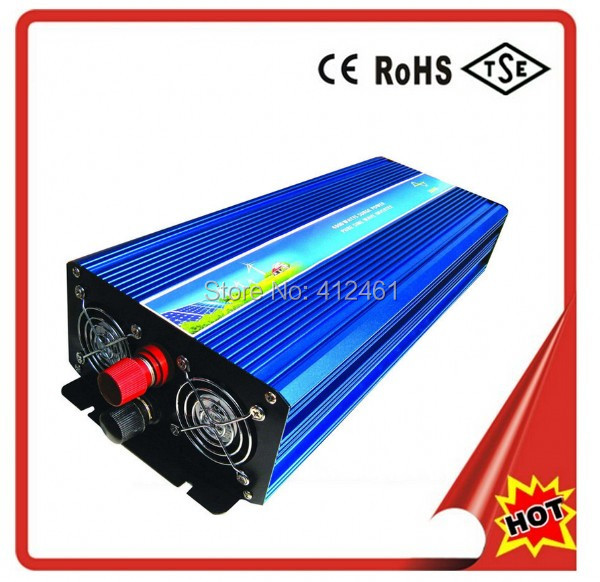 dc a ac 5000w inversor puro HOT SALE!! 5KW off grid Inverter,Peak 10000W solar/wind inverter 12V/24V/48V DC input(China (Mainland))