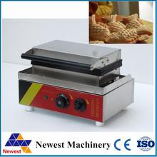 Electric egg vans waffle case fish cakes Machine fish roaster roasting machine fish waffle maker(China (Mainland))