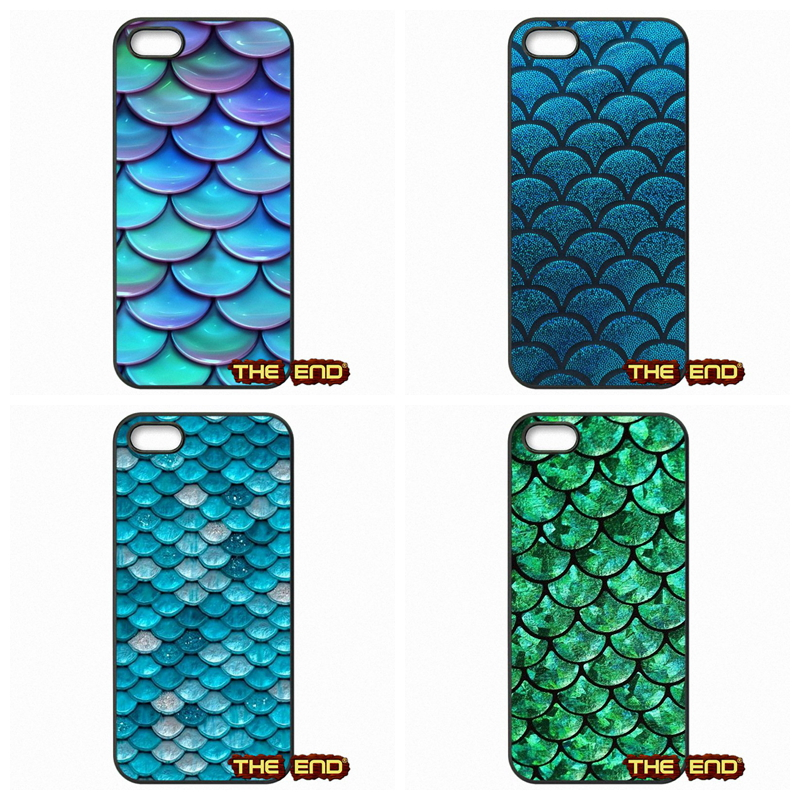 light turquoise sparkling scales Mobile Phone Case Cover For Apple iPhone 4 4S 5 5C SE 6 6S Plus 4.7 5.5 iPod Touch 4 5 6(China (Mainland))