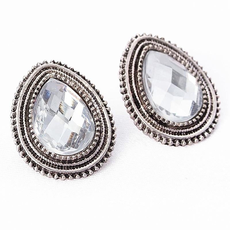 2016 studs earrings fashion jewelry gold stud