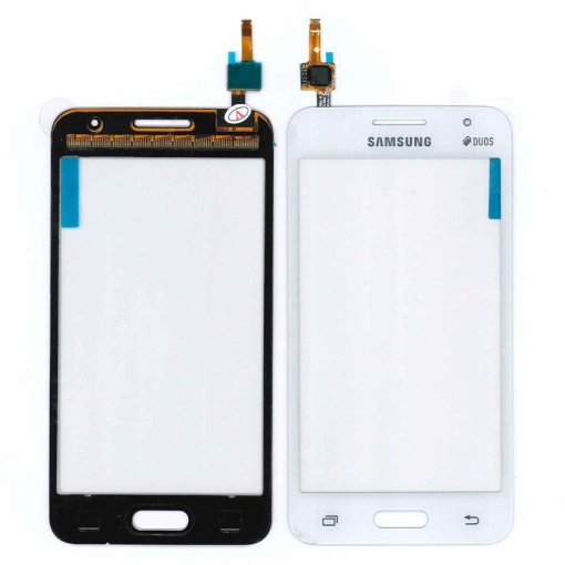 SAMSUNG SM-G355H GALAXY CORE 2 New black white Touch Screen Panel Digitizer Glass - Tina tablet Accessories center store
