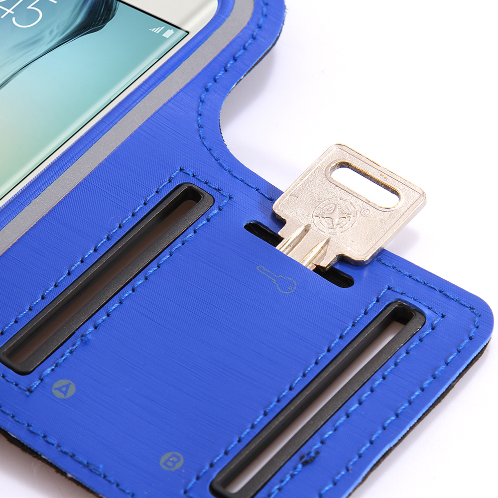 Running Sport Arm Band For HTC One M7 M8 M9 Phone Bag Case MOQ 1Pcs/Lot Armband Case For Samsung S3 S4 S5 S6RCD01296