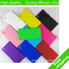Buy Sony Xperia Z1 Compact D5503 Z1Mini Ultra Thin Scrub Phone Shell Frosted Plastic Matte Hard Back Case Cover Protective Shell for $1.64 in AliExpress store