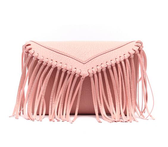Fringe Tassel Womens Handbags New 2015 Fashion Women Messenger Bag High Quality Lady Cross Body Shoulder Bag<br><br>Aliexpress