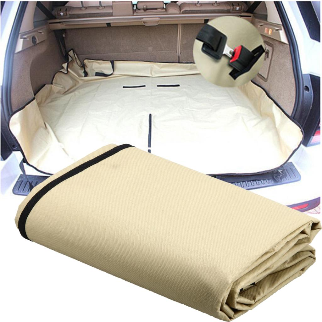 car seat cover waterproof pet mat dog cat back seat cover hammock blanket protector mat rear. Black Bedroom Furniture Sets. Home Design Ideas