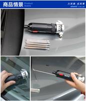 зерные multi функция автомобильной безопасности молот автомобильный фонарик спасательных молот разбитого окна должны бежать молот