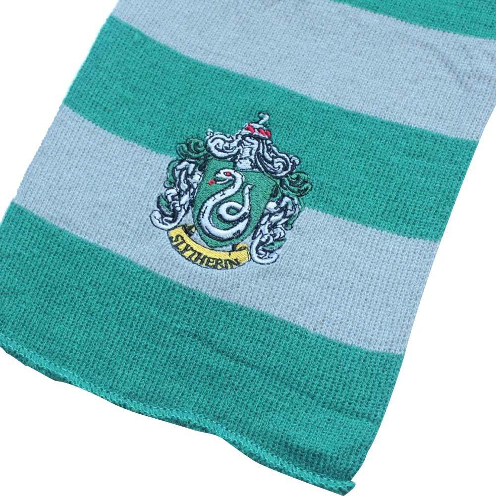 Hot Harry Potter Scarf Scarves Gryffindor Hufflepuff Slytherin Knit Scarves Cosplay Costume Gift for Teenagers