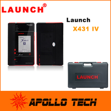 2015 Hot Sell 100% Original Car Scanner LAUNCH X431 IV Master  Auto diagnostic tool Update Online free shipping(China (Mainland))